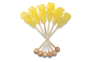 Lemon candysticks