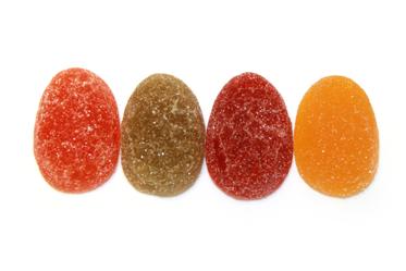 Vruchten eitjes